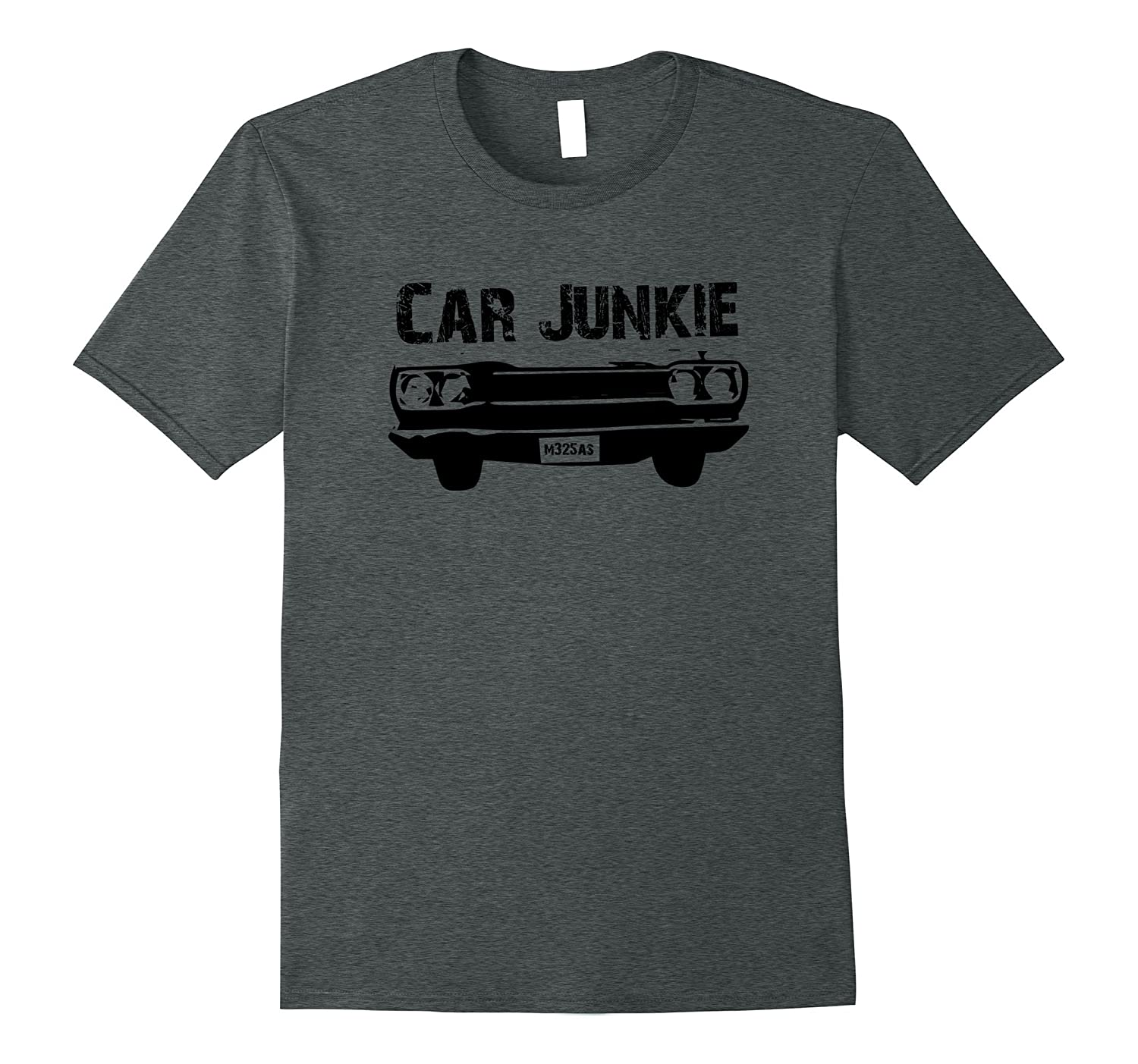 Car Junkie: Classic Car Guy or Girl Shirt Auto Collectors-TH