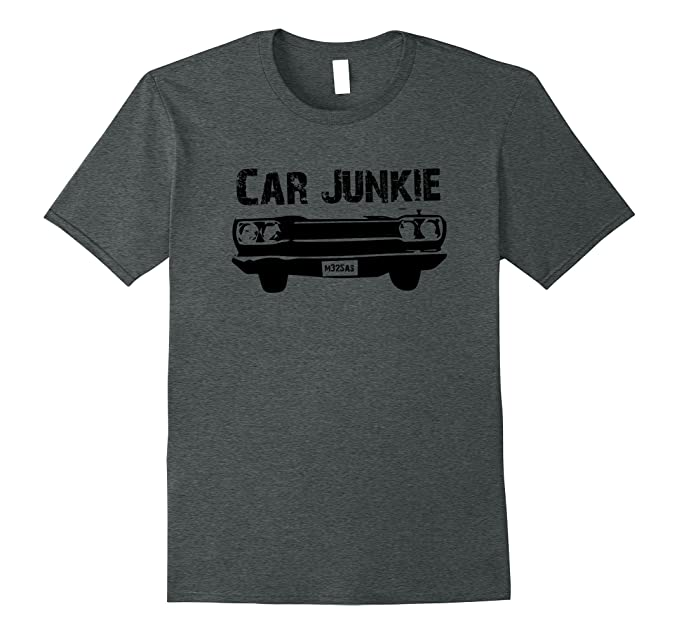 Amazoncom Car Junkie Classic Car Guy Or Girl Shirt Auto - Classic car guy