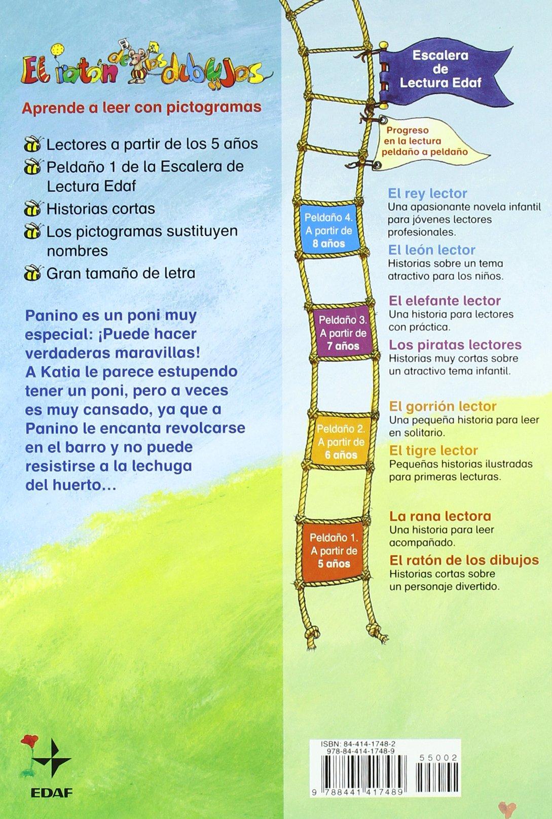 Historia Del Pequeño Poni (Escalera de Lectura): Amazon.es: Färber, Werner, Kraushaar, Sabine, Kraushaar, Sabine, Villaseñor Guerrero, Lucía: Libros
