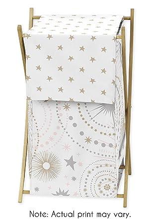 Amazon.com: Sweet diseños Jojo Blush Pink, Oro, Gris y ...