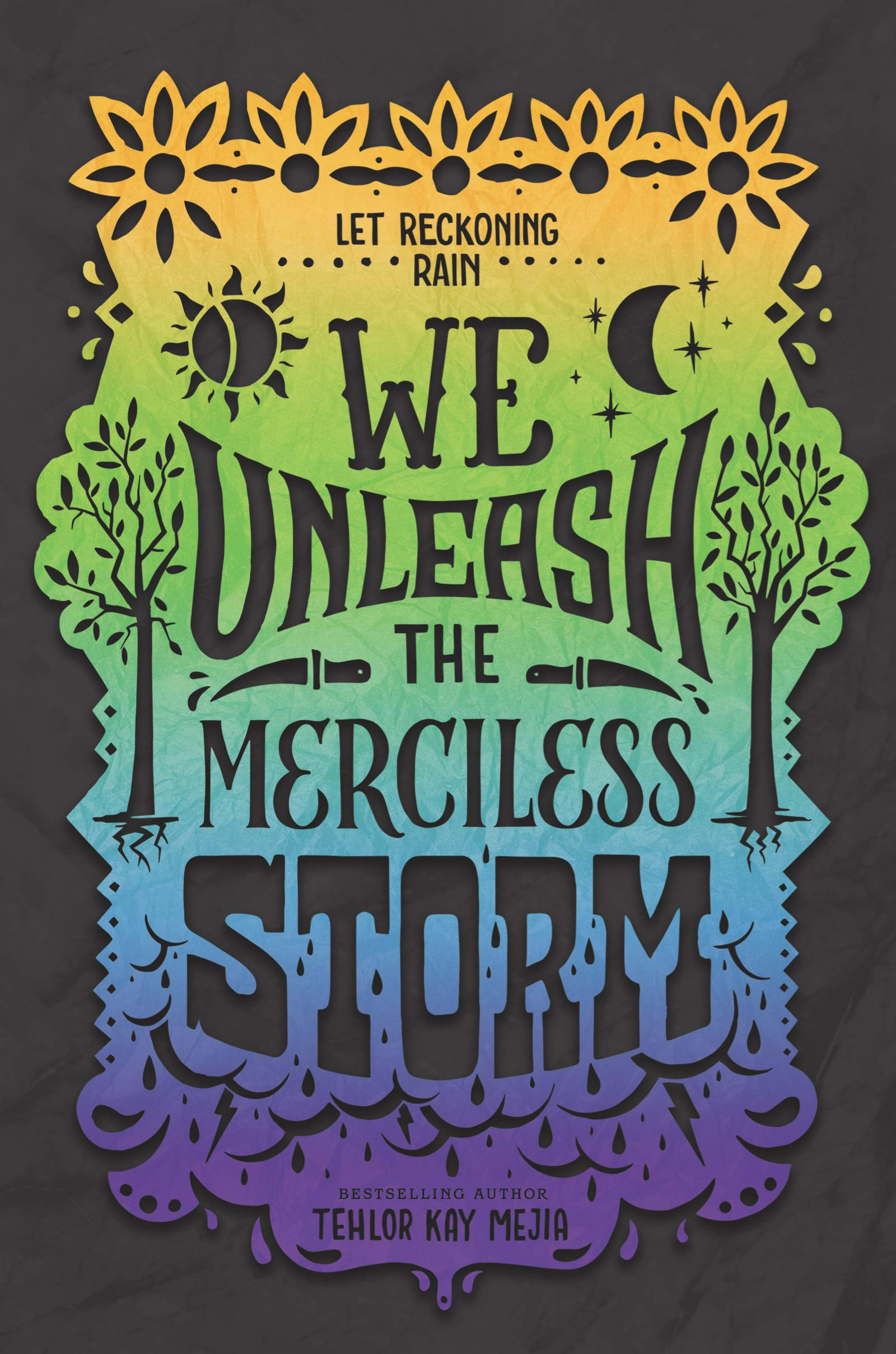 Amazon.com: We Unleash the Merciless Storm (We Set the Dark on Fire)  (9780062691347): Mejia, Tehlor Kay: Books