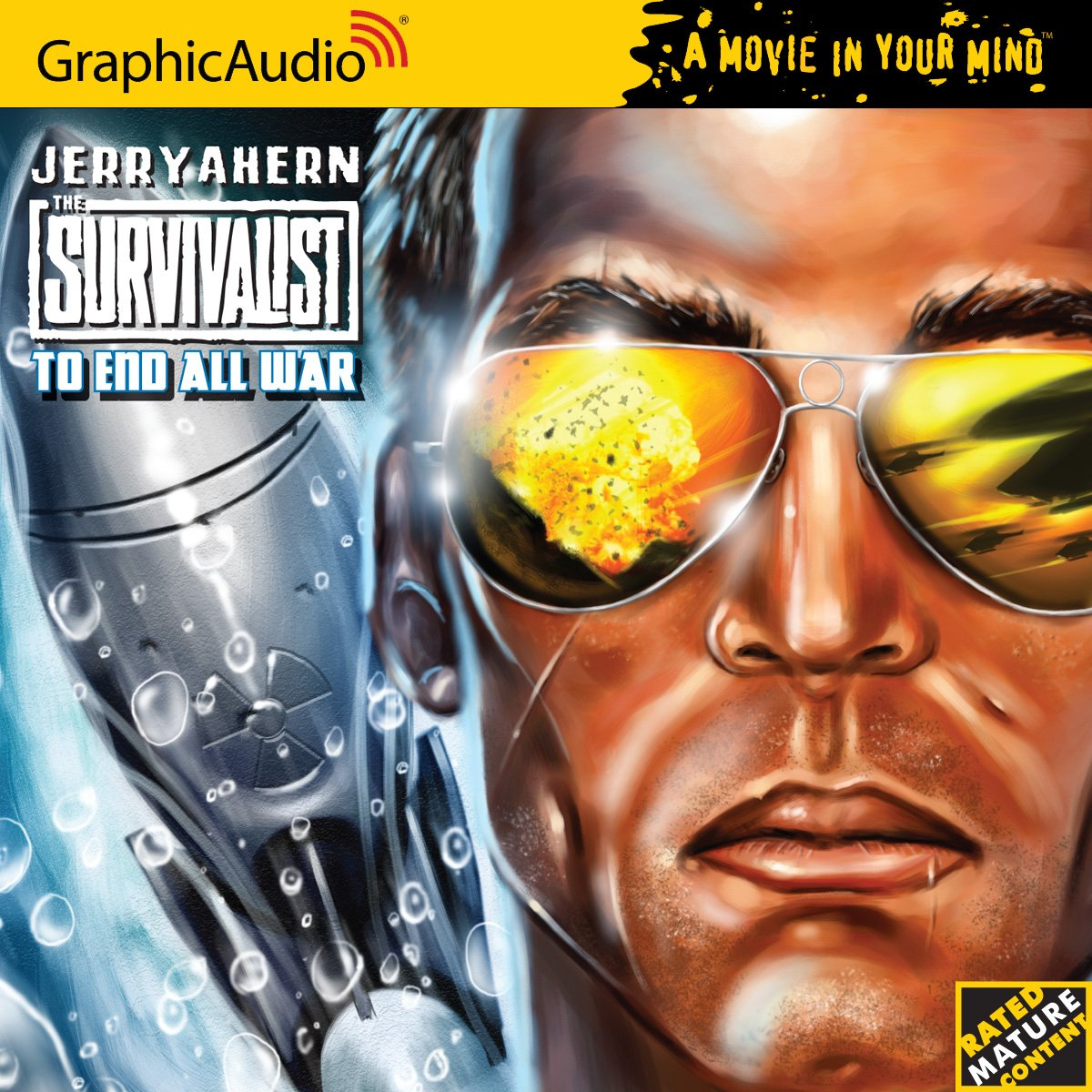 The Survivalist 21 To End All War Audio CD – Audiobook, May 1, 2010