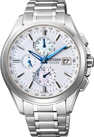 01185f0f77 [シチズン]CITIZEN 腕時計 EXCEED エクシード Eco-Drive エコ・ドライブ 電波時計 ダイレクト