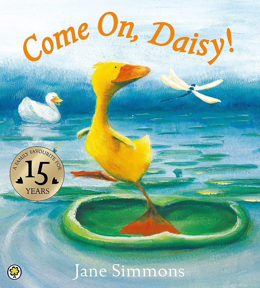 Come On, Daisy!: Amazon.co.uk: Simmons, Jane: Books