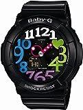 [カシオ]CASIO 腕時計 BABY-G ベビージー ネオンダイアルシリーズ BGA-131-1B2JF レディース