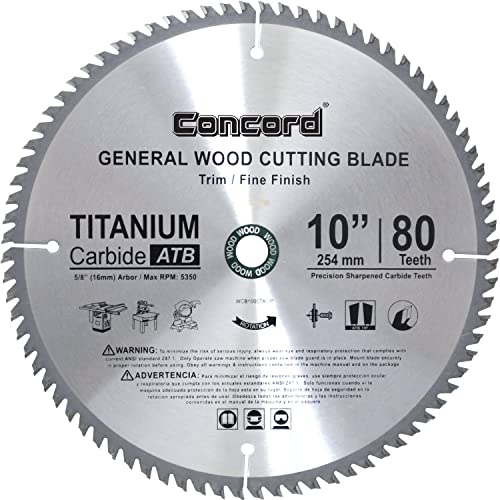 Table Saw Laminate Cutting Blades Amazon Com