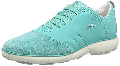 super popolare 38568 25cc4 Amazon.com | Geox Nebula C Women Low-Top Sneakers | Fashion ...
