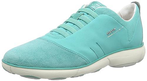 Geox Damen D Nebula C Low top: : Schuhe & Handtaschen
