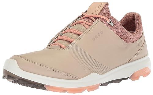 b7231ada0a ECCO Womens Womens Biom Hybrid 3 Golf Golf Shoes: Amazon.ca: Shoes ...