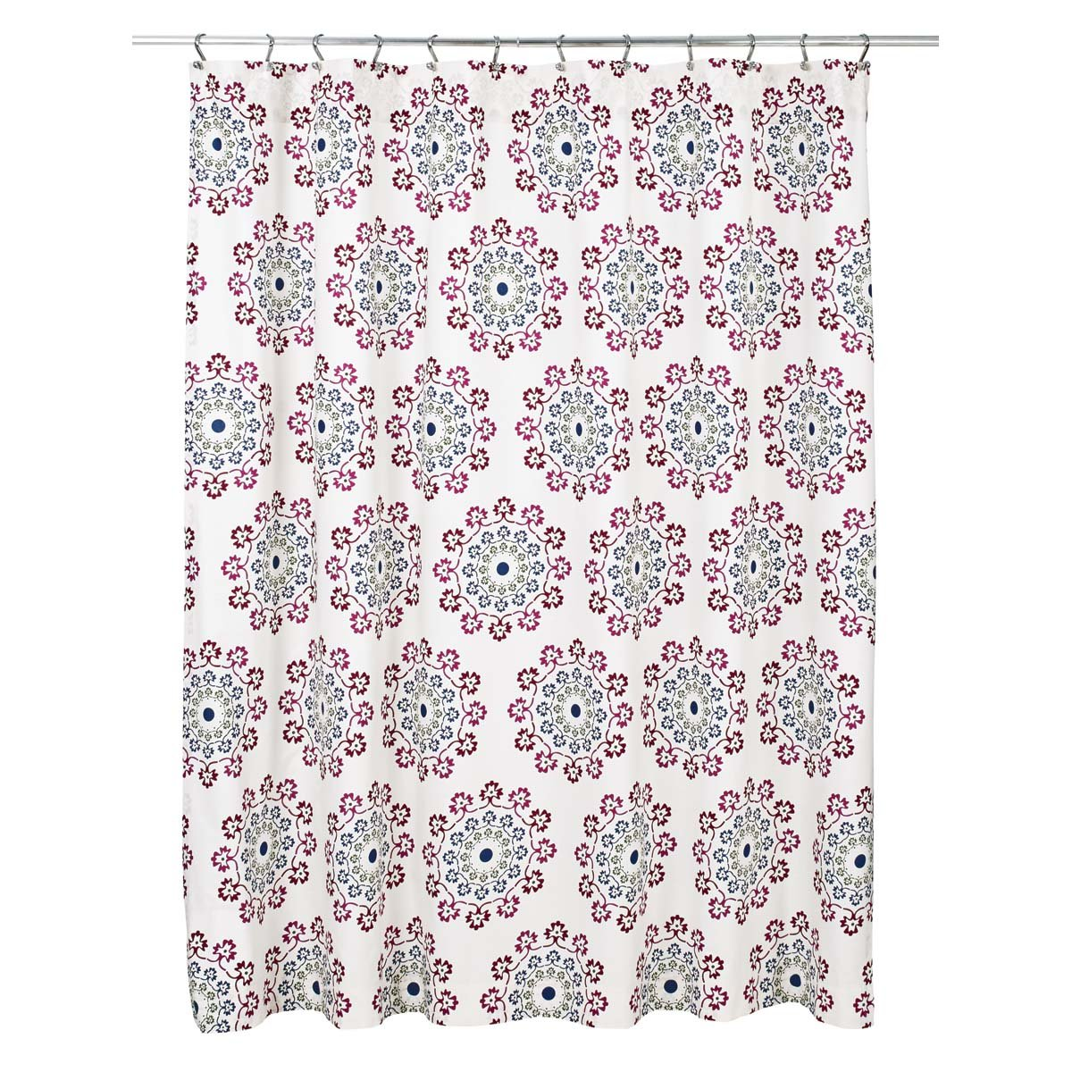 VHC Brands Abilene Star 19979 Shower Curtain