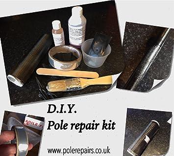DIY Carbon Fibre Fishing Pole Repair Kit