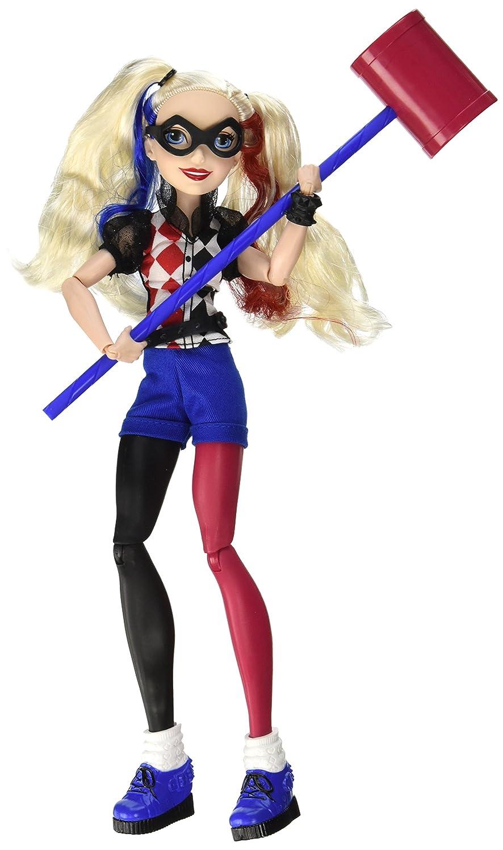DC Super Hero Girls Harley Quinn Action Doll