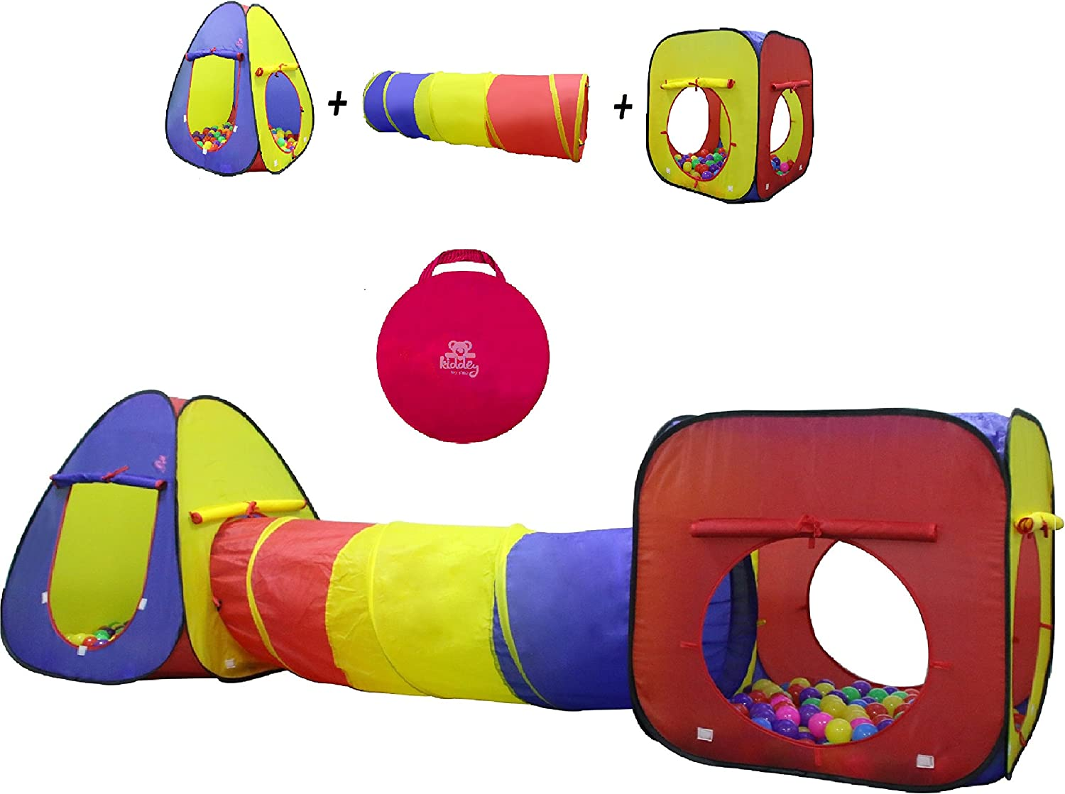 Top 9 Best Crawling Tunnels For Toddlers Parents Love In 2020 3