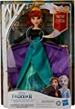 Disney Frozen 2 - Anna Musical Adventure Singing Doll - Sings Some Things Never Change - Kids Toys - Ages 3+