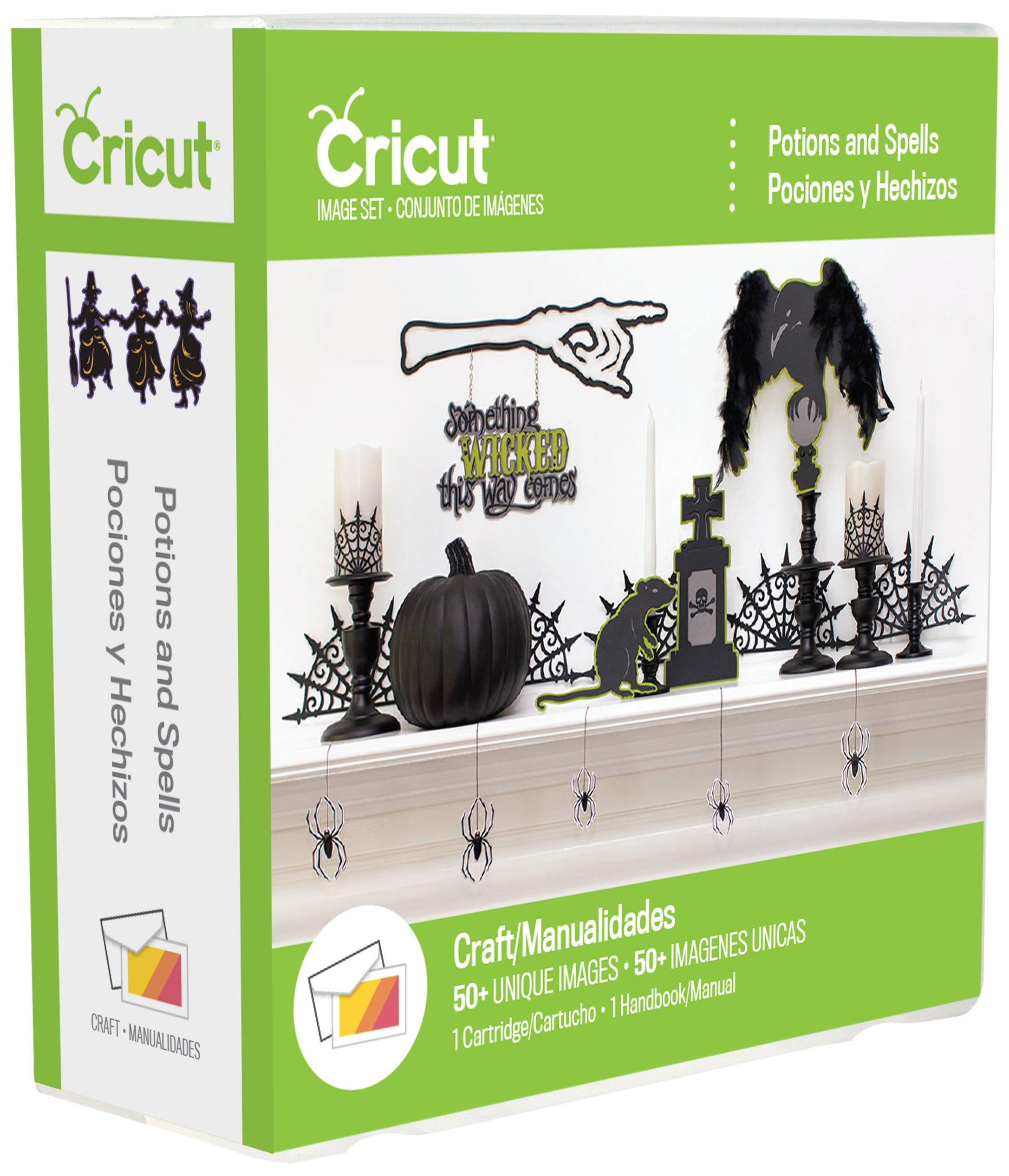 Cricut Potions and Spells Cartridge