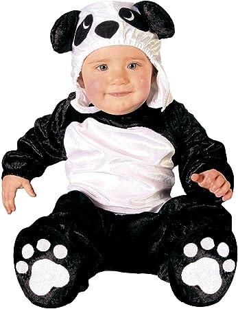 FIESTAS GUIRCA- Disfraz oso panda baby, 40.9 x 9.9 x 4.1 (81095 ...