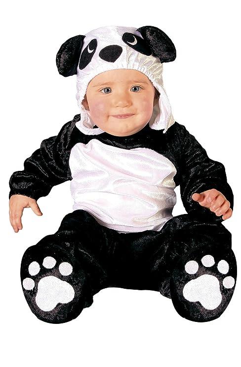 FIESTAS GUIRCA Disfraz oso panda baby 40.9 x 9.9 x 4.1 81095