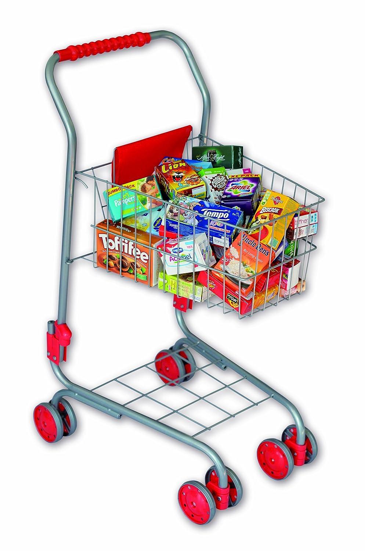 Einkaufswagen für Kinder - Tanner Einkaufswagen Kinder - Kinder Einkaufswagen Metall