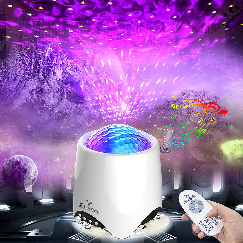 LED Starry Sky Projector, E-POWIND Starlight Projector Lamp
