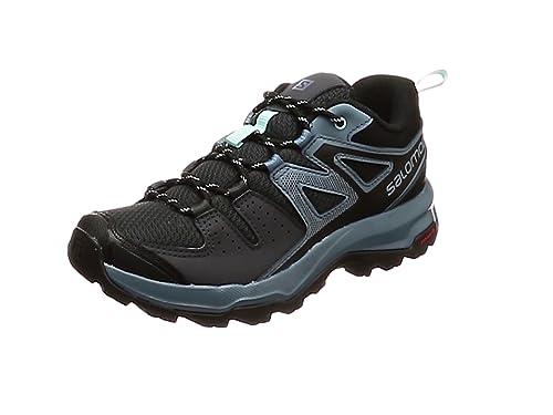 7b02f0215e6 Salomon Women's X RADIANT W, Hiking and Multipurpose Shoes