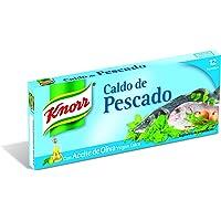 Knorr Caldo Pastilla Pescado - 120 g