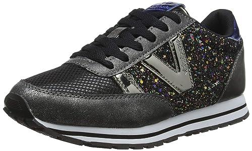 Victoria Deportivo Ciclista Glitter, Zapatillas para Mujer: Amazon.es: Zapatos y complementos