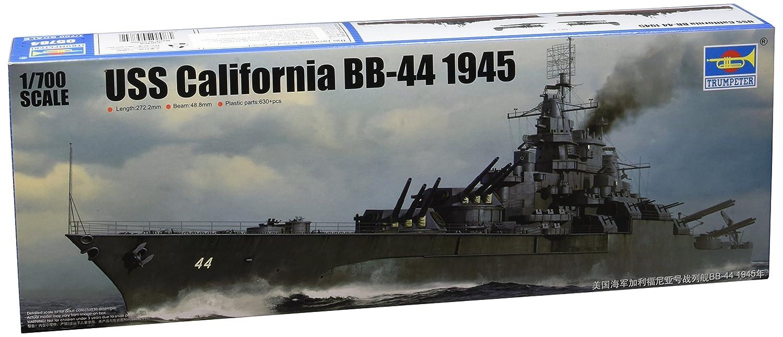 Trumpeter 05770 Modellbausatz USS Maryland BB-46 1945