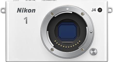 Nikon 1 J4 Cuerpo MILC 18,4 MP CMOS 5232 x 3488 Pixeles Blanco ...