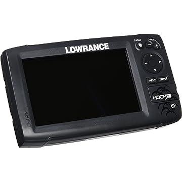 mini Lowrance Hook-7