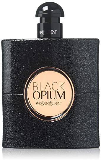 66e8366099692 YSL Eau De Parfum Spray for Women, Black Opium, 3 Ounce