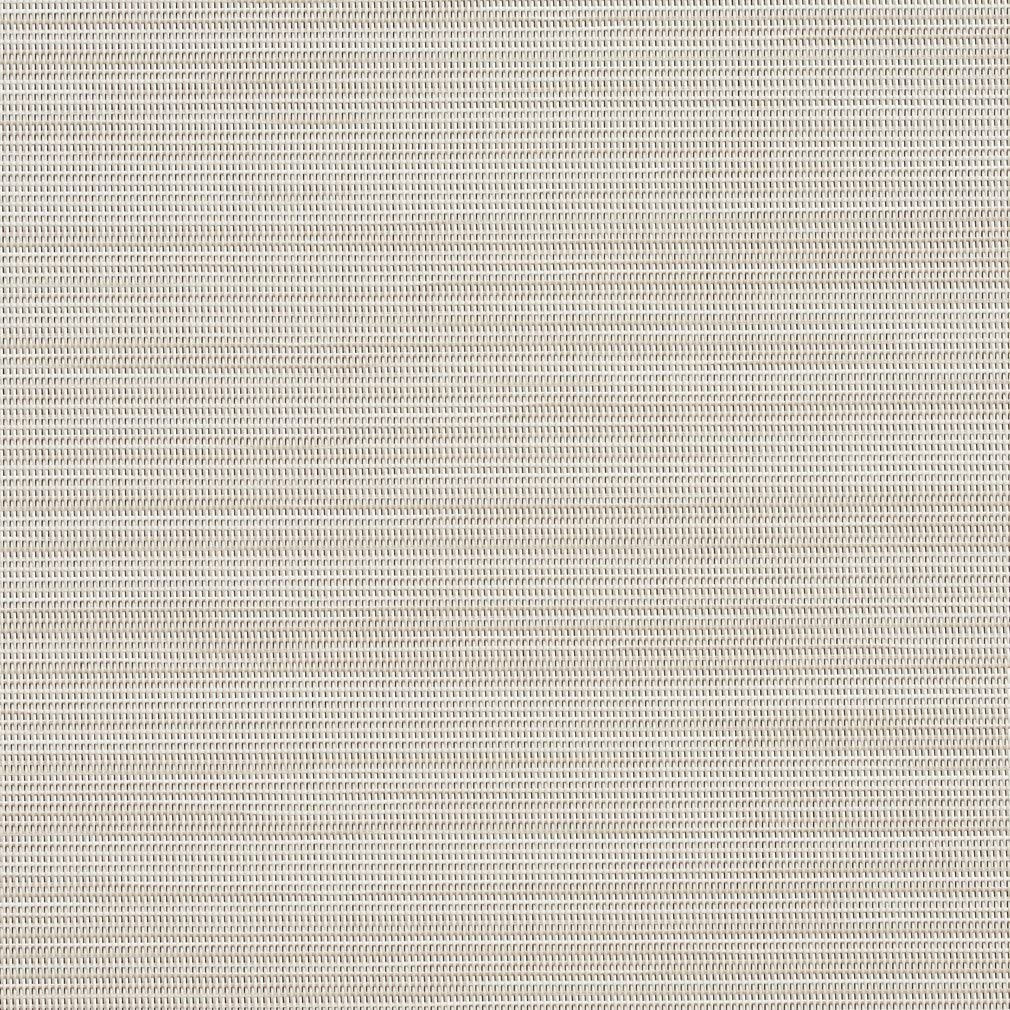 SL001 Ivory Woven Sling Vinyl Mesh Outdoor Furniture Fabric by The Yard