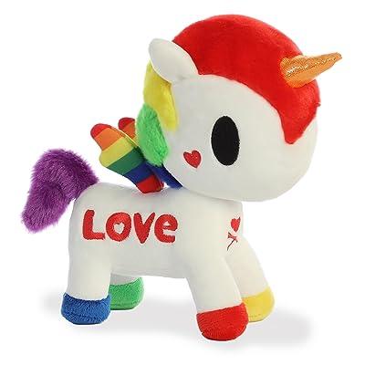 """Aurora - Tokidoki - 7.5"""" Rainbow: Toys & Games"""
