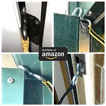 Amazon.com: Bombero/Tope para puerta de policía Wedge Chock ...