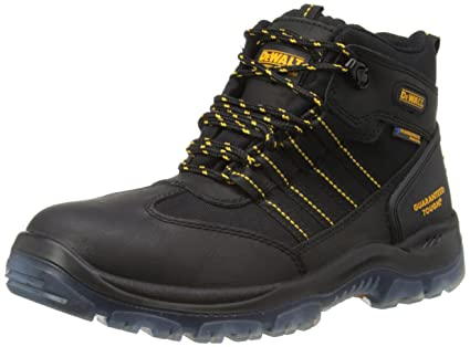 Nickel S3 Safety Black Boots UK 8 Euro 42