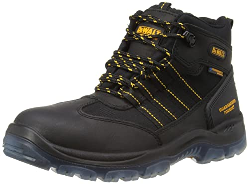 Dewalt Nickel - zapatos de seguridad, color Negro, talla 40 EU