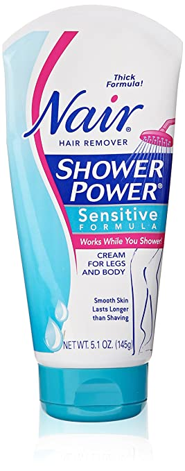 nair for sensitive skin