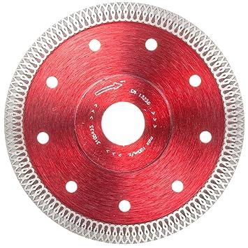 Neu Diamant Trennscheibe 125 x 22.2 mm Keramik Fliesen Feinsteinzeug  VD56