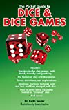 The Pocket Guide to Dice & Dice Games (Skyhorse Pocket Guides)