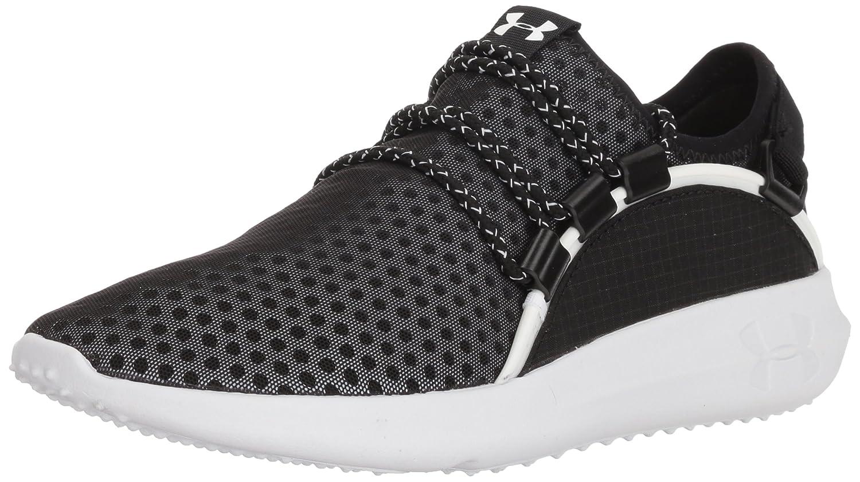 Under Armour Women's Railfit 1 Running Shoe B072J4F8VK 9 M US|Black (001)/White