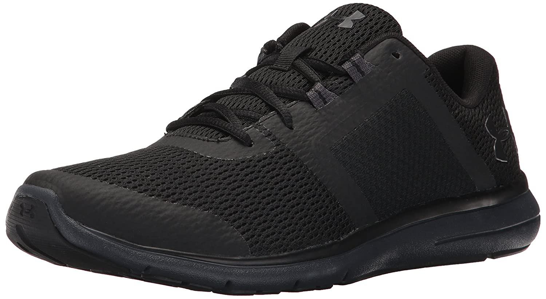 Under Armour UA Fuse Fst, Zapatillas de Running para Hombre 40.5 EU|Negro (Black 002)