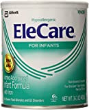 EleCare For Infants Unflavored Powder with DHA/ARA, 1 Can 14.1OZ