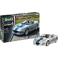 Revell Maqueta Shelby Series I, Kit Modelo, Escala