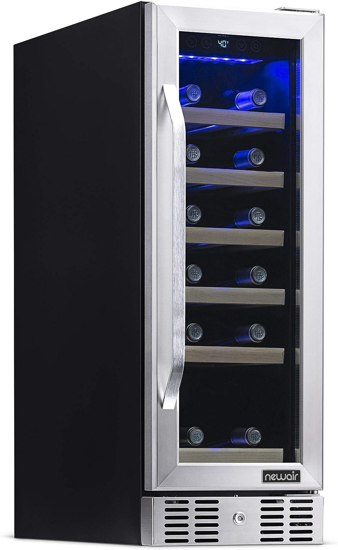 best Glass door beverage refrigerators