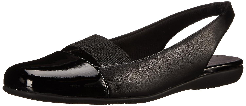 Trotters Women's Sarina Flat B019QUK59U 9.5 N US|Black