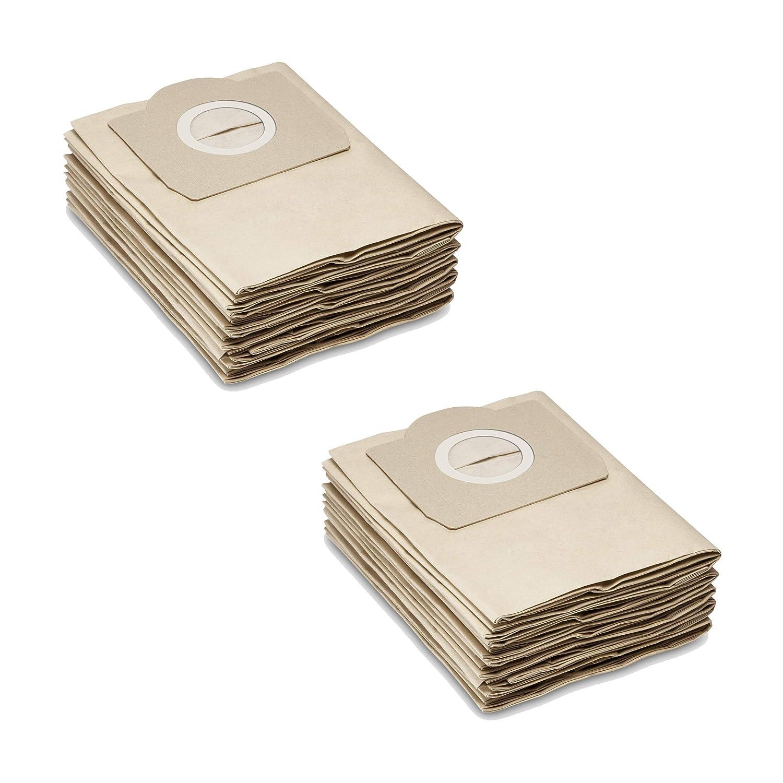 Papier sacs filtrants pour aspirateur sec//humide K/ÄRCHER: A2204 a2054 se4100 wd3 Quality Tested by One... MV3 en Allemagne