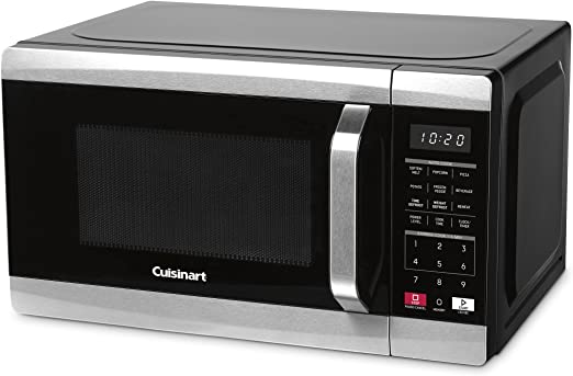 Amazon Com Cuisinart Cmw 70 Stainless Steel Microwave Oven Silver Appliances