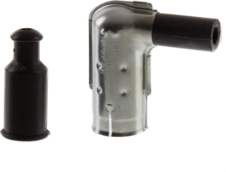 Beru 10321 A 01 1x Kerzenstecker 1 Kilo Ohm Wassergeschützt 90 Grad Abgewinkelt Auto