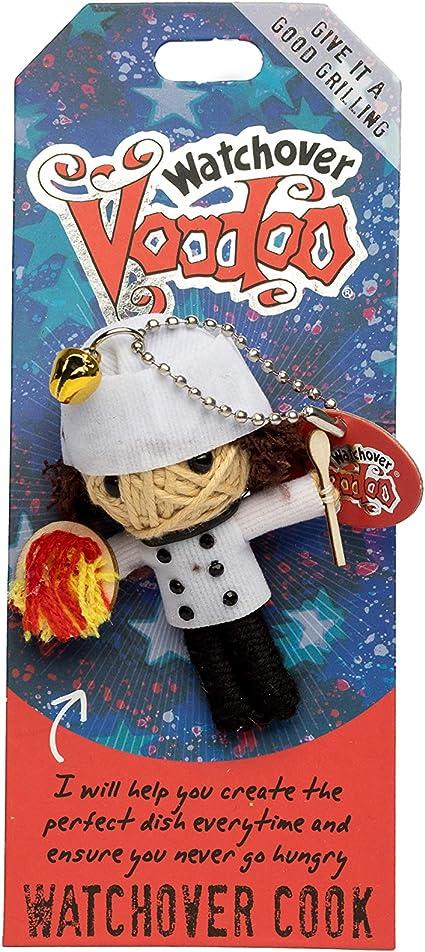"Watchover Voodoo Doll Dark Hero Boy 3/"" New Lucky Charm"