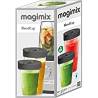 Magimix 17243 17243-Vasos mezcladores, Apto para lavavajillas