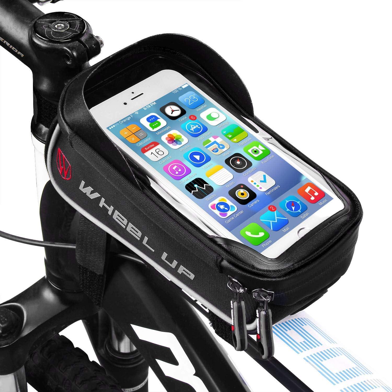 Bolsa Bicicleta Cuadro - WheelUp 6